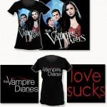 Vampire Diaries T-Shirts