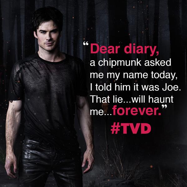 vampire diaries quotes damon season 5 - photo #11